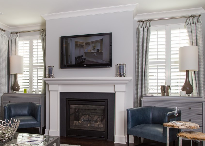Honolulu installed designer shutters