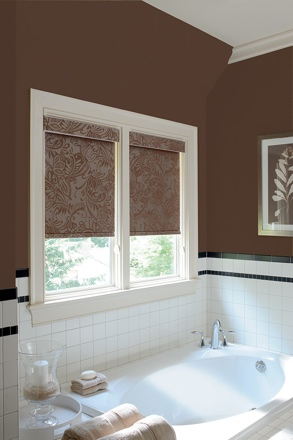 Honolulu roller shades small