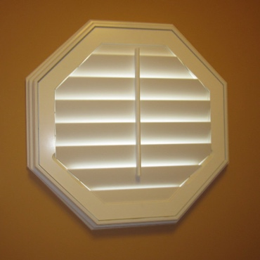 Octagon Shutter In Honolulu
