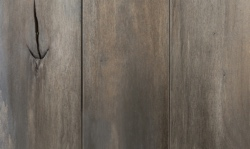 Barn door grey finish