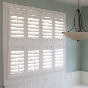 Honolulu Studio Plantation Shutters