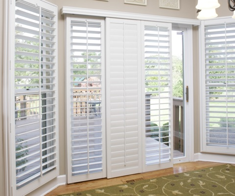 HI sliding door shutters