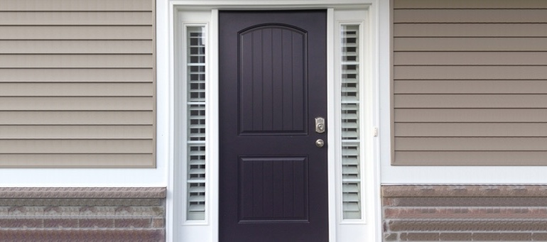 Entry Door Sidelight Shutters In Honolulu, HI