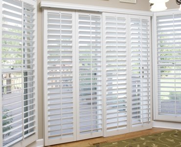 Honolulu sliding glass door